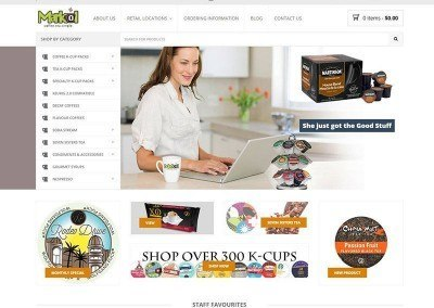 Website Design, E-Store & SEO – Markcol